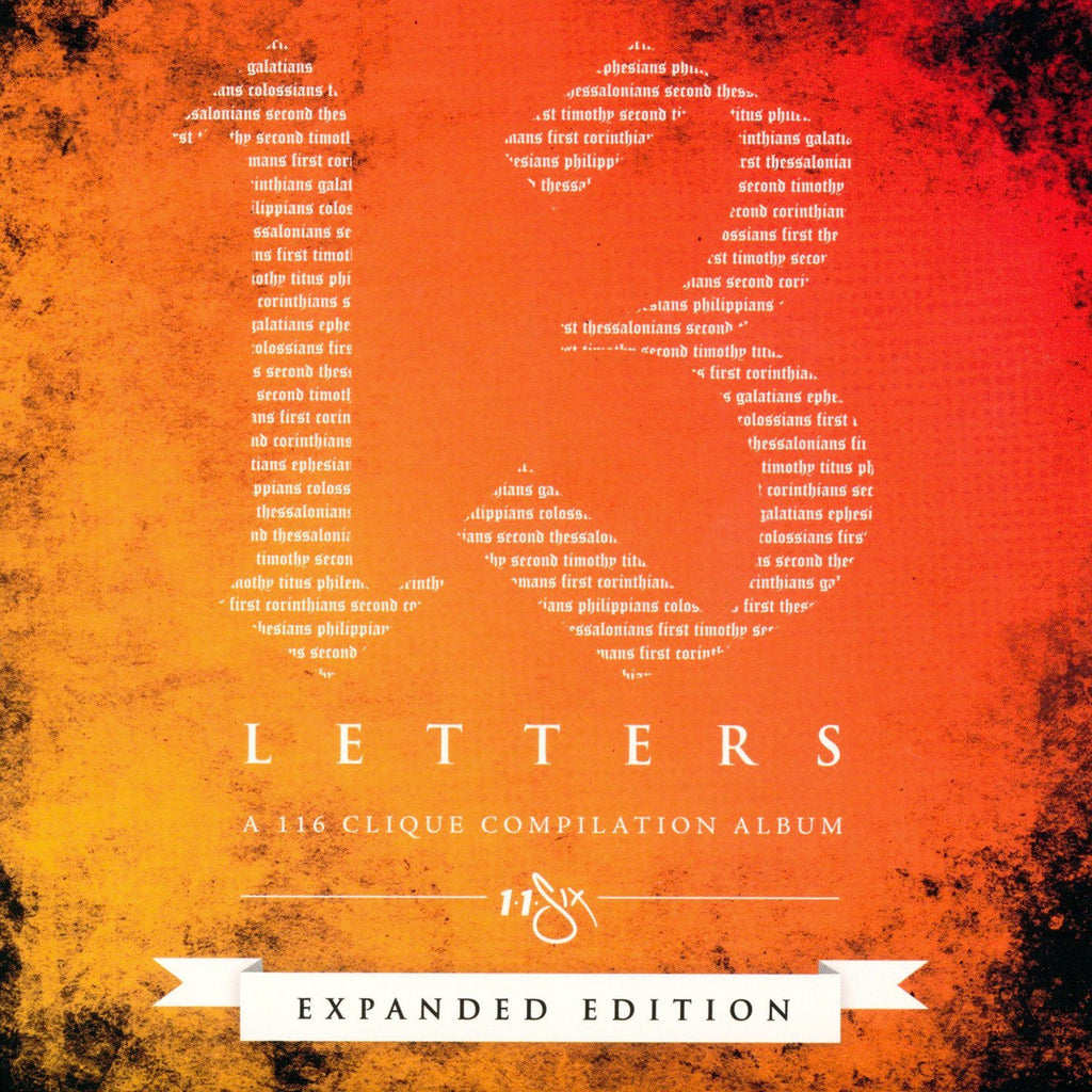 '13 Letters' 116 Compilation Album Expanded Edition