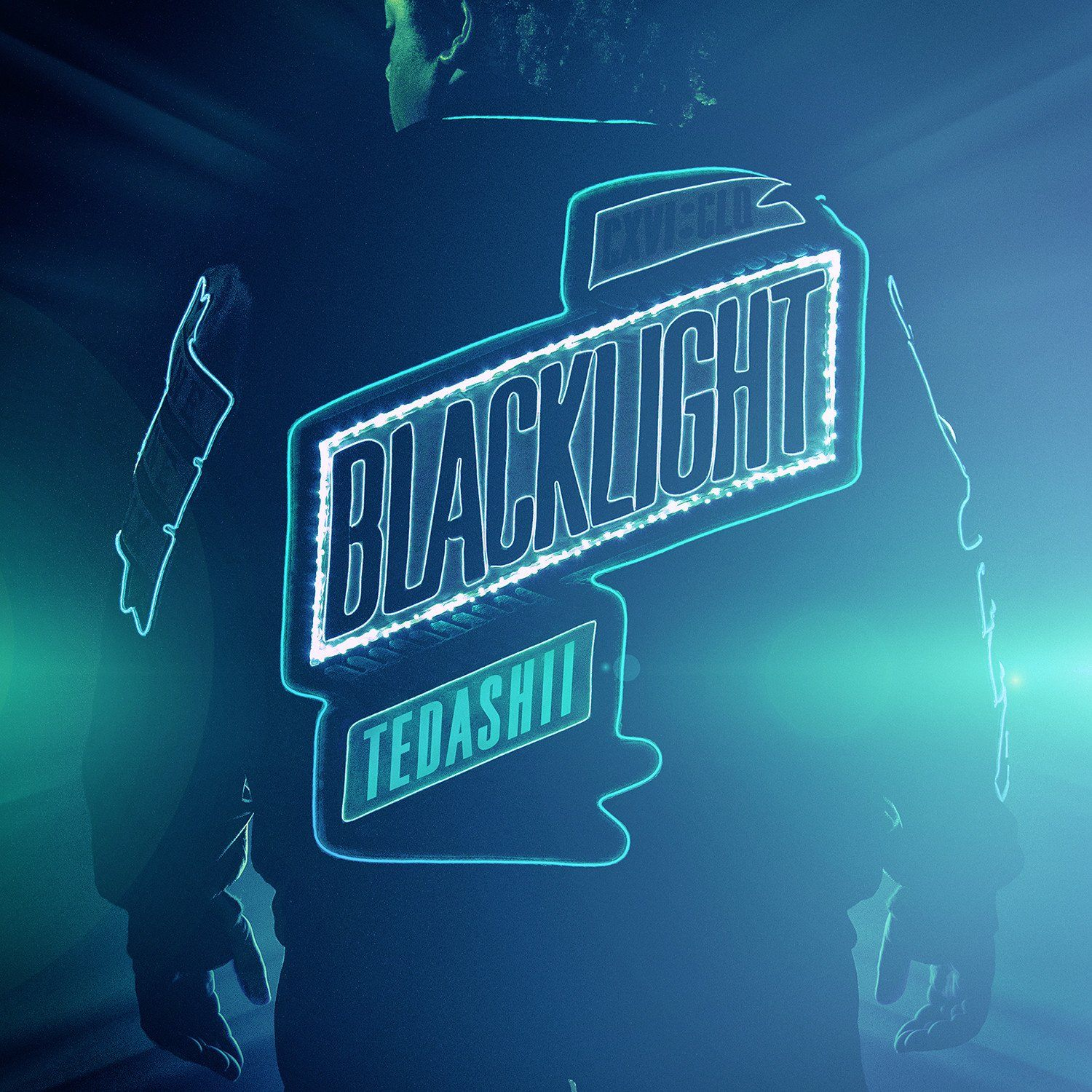Reach Records Tedashii 'Blacklight'