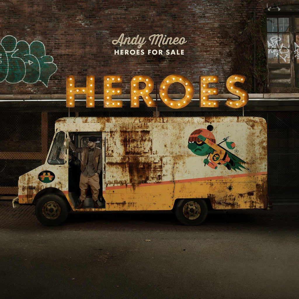 Andy Mineo 'Heroes For Sale'