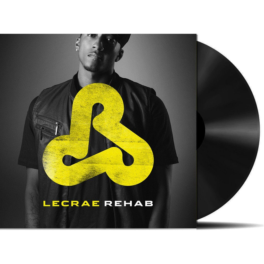 Reach Records Lecrae 'Rehab' vinyl