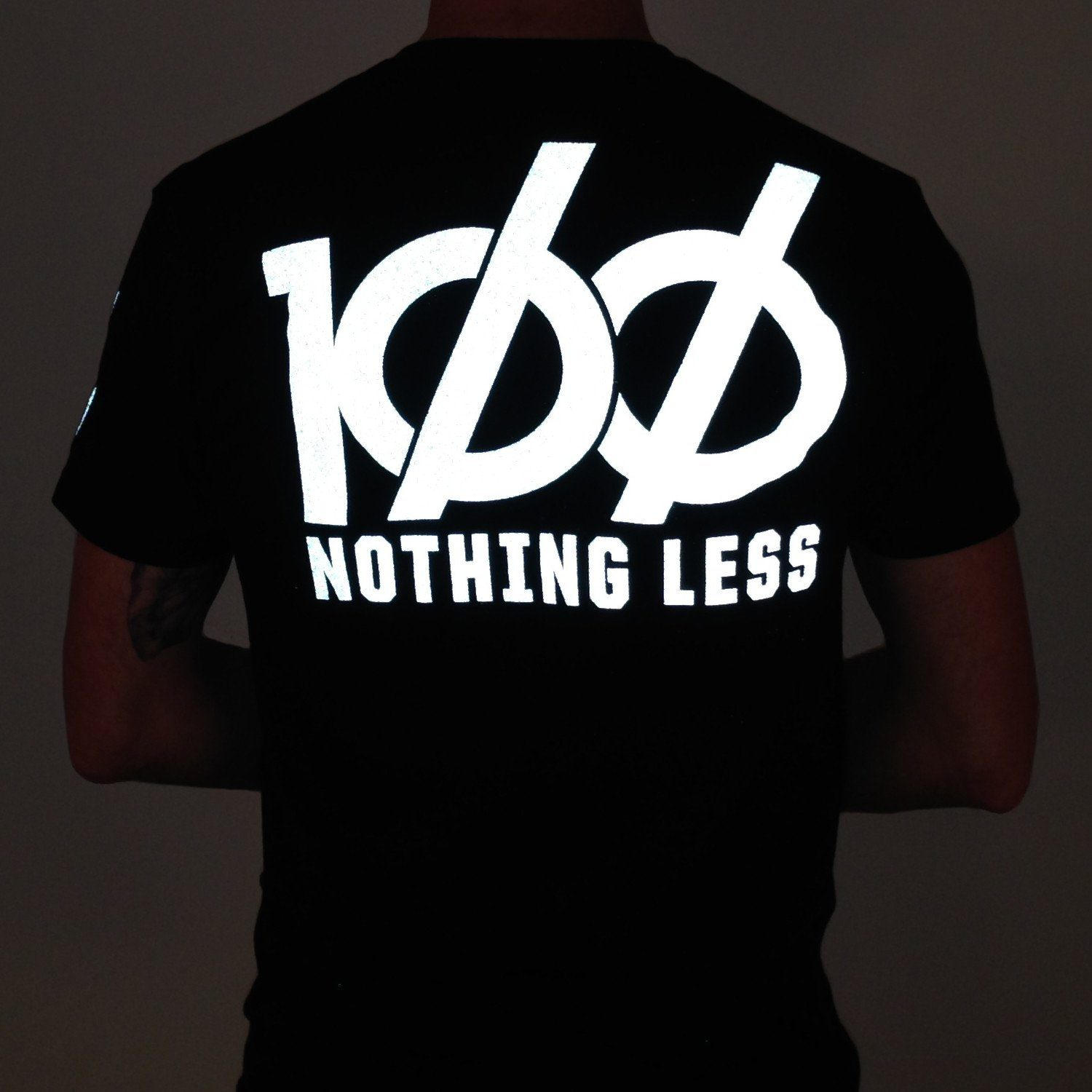 KB 'Undefeated' 3M Reflective T-Shirt