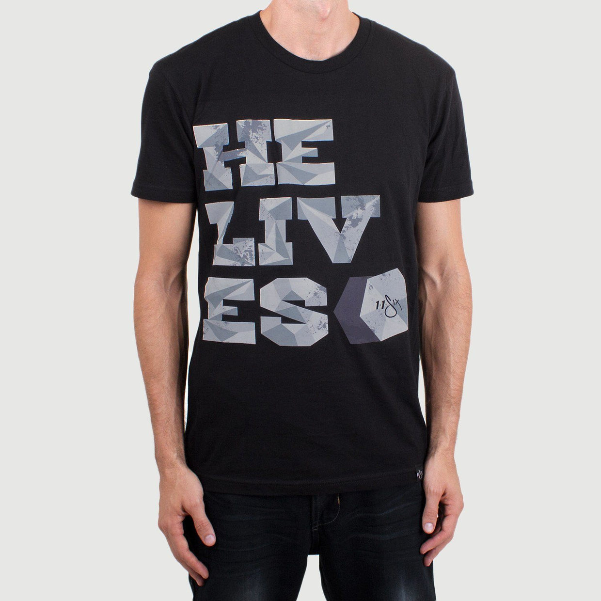 Reach Records Tedashii 'He Lives' T-Shirt