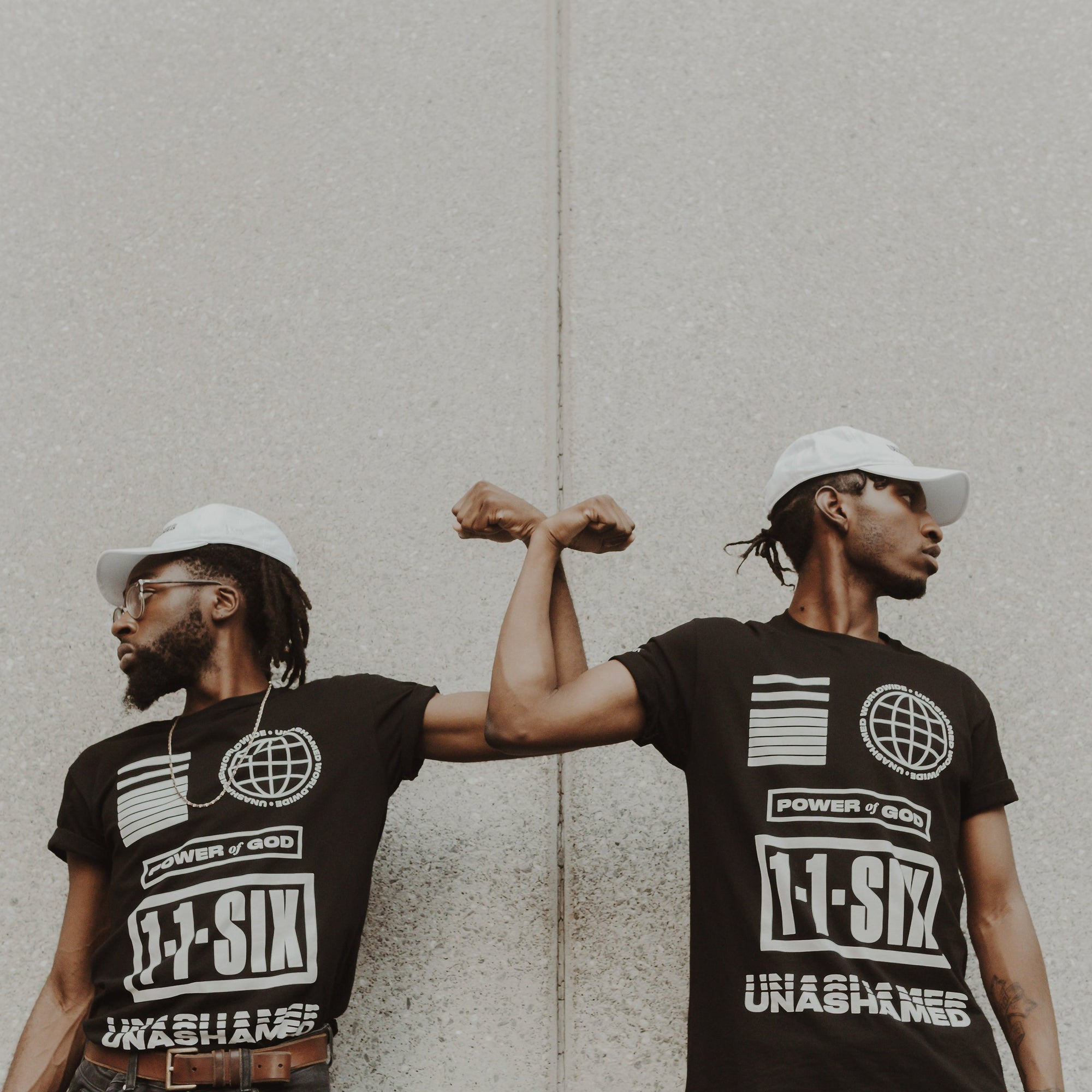 Unashamed x Power of God T-Shirt