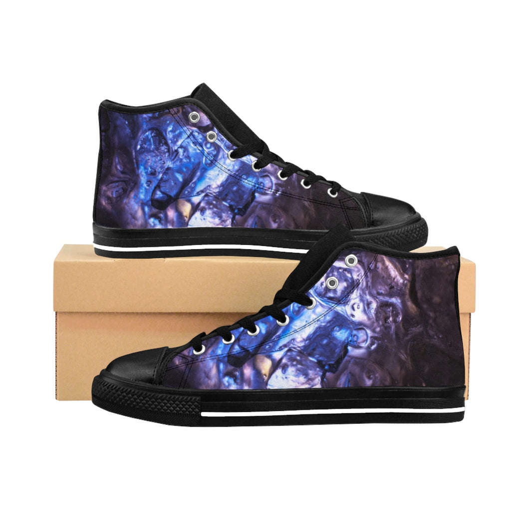Ice Cube Light Women's High-top Sneakers