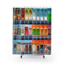 Load image into Gallery viewer, Soda Machine-One Shower Curtains