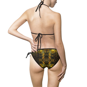 Water Sculpture Women's Bikini Swimsuit