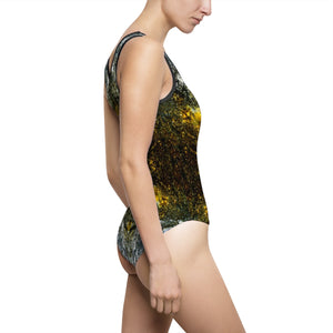 Watersculpture Women's Classic One-Piece Swimsuit