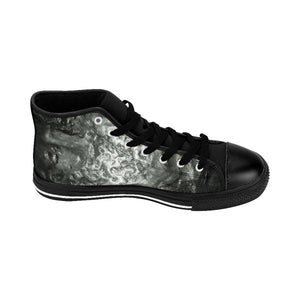 Ice Cube BW Women's High-top Sneakers