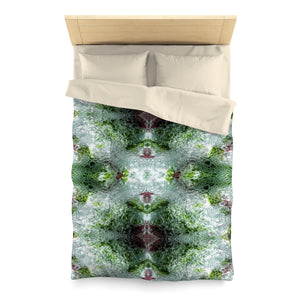 Seaweed 100% Polyester Duvet Cover