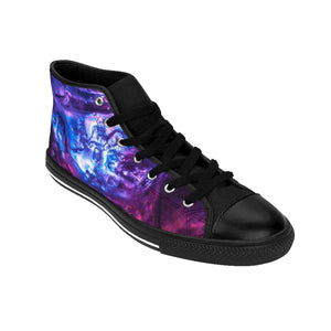 Ice Cube Rough Women's High-top Sneakers