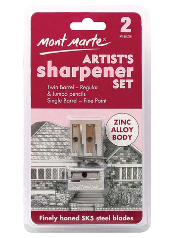 Artist's Sharpener Set (2pc)