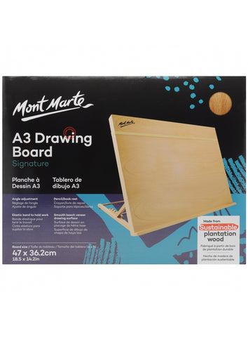 Signature Drawing Board A3 (18.5in x 14.2in)