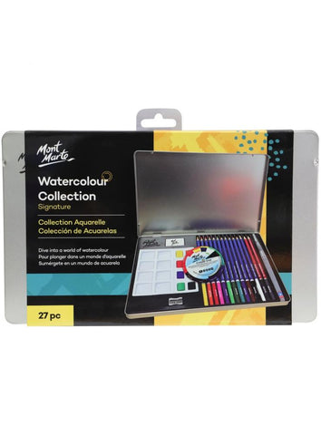 Signature Watercolor Set (27pc)