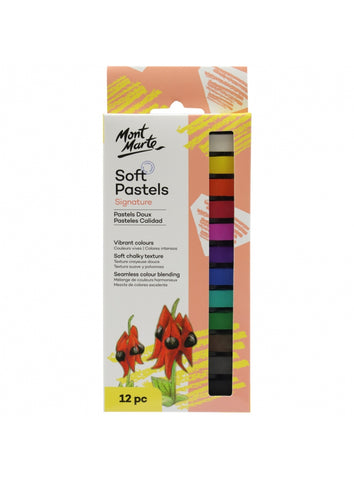 Soft Pastels (12pc)