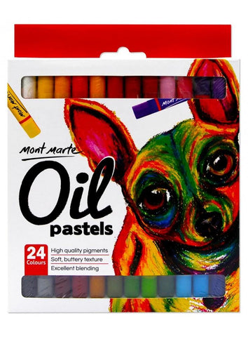 Oil Pastels (24pc)