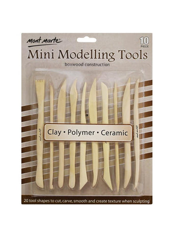 Mini-modeling Tools (10pc)