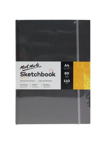 Hardbound Sketchbook - A4 (8.3 x 11.7 in.)