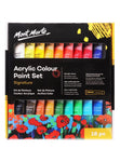 Signature Acrylic Paint Set (18pc)