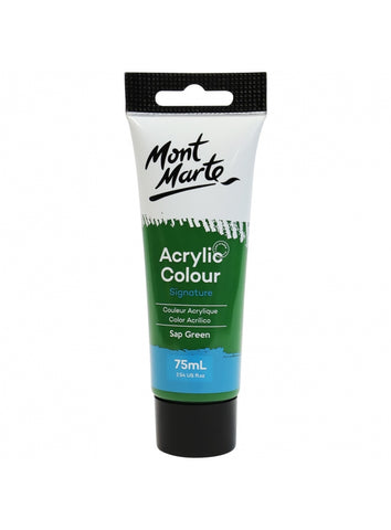 Studio Acrylic - Sap Green (75mL)