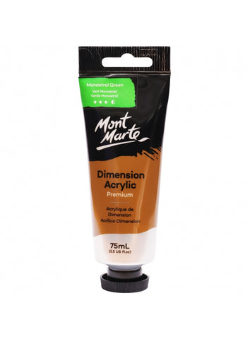 Dimension Acrylic - Monastral Green (75ml)
