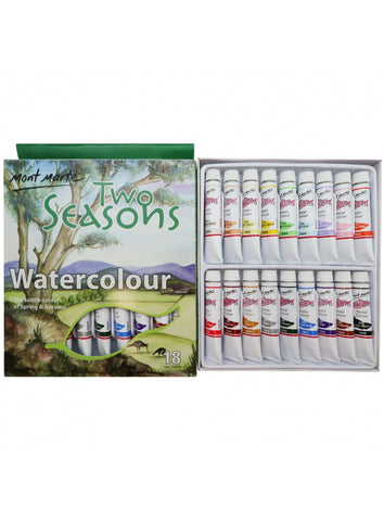 Two Seasons Watercolors (18pc)