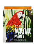 Acrylic Paint Set (18pc)
