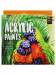 Acrylic Paint Set (24pc)