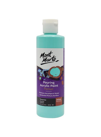 Pouring Acrylic - Turquoise (240ml)