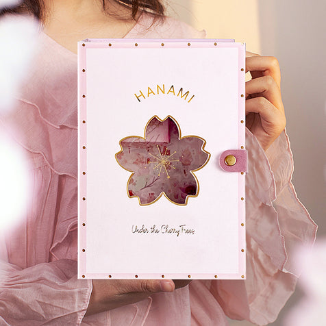 STICKII's First Ever Stationery Collection - Hanami
