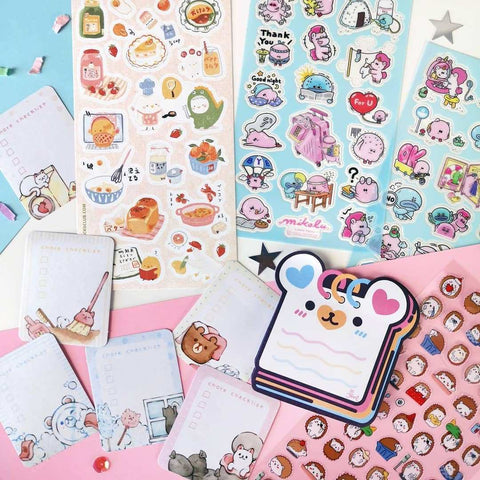 July 2020 Cute Pack: Living Kawaii
