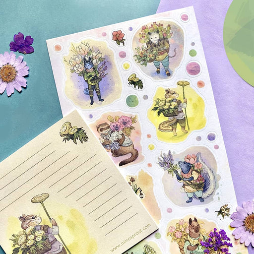 October 2020 Cute Pack: Secret Garden
