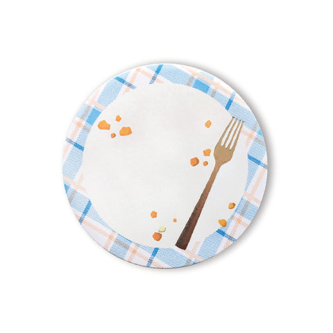 Picnic Plate STICKII Notes