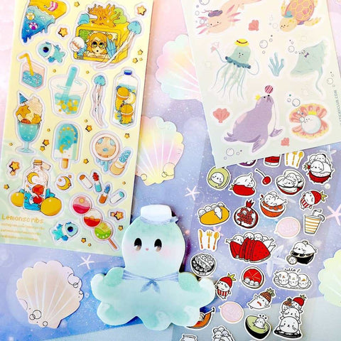 May 2020 Cute Pack: Under the Sea