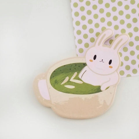 Bunny Matcha STICKII Notes