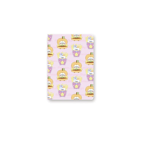 Happy Meal Mini Notebook