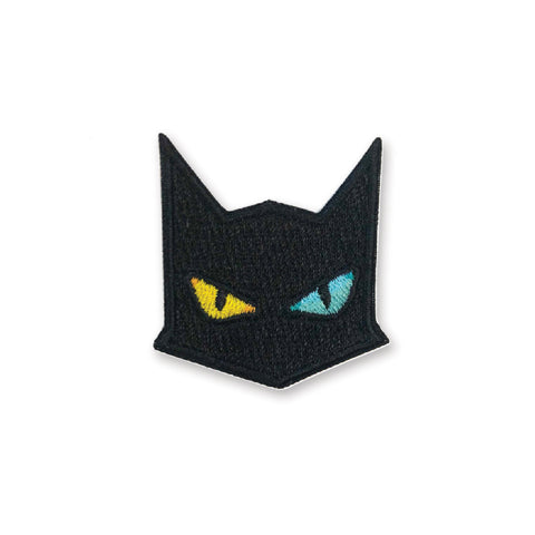 Wicked Cat Eyes Sticker Patch