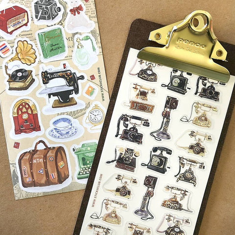 May 2020 Vintage Pack: Curio Shoppe