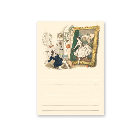 Fairytale Painting Notepad