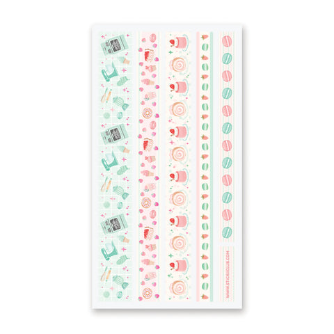 Sweet Washi Strips