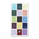 magic stamps sticker sheet