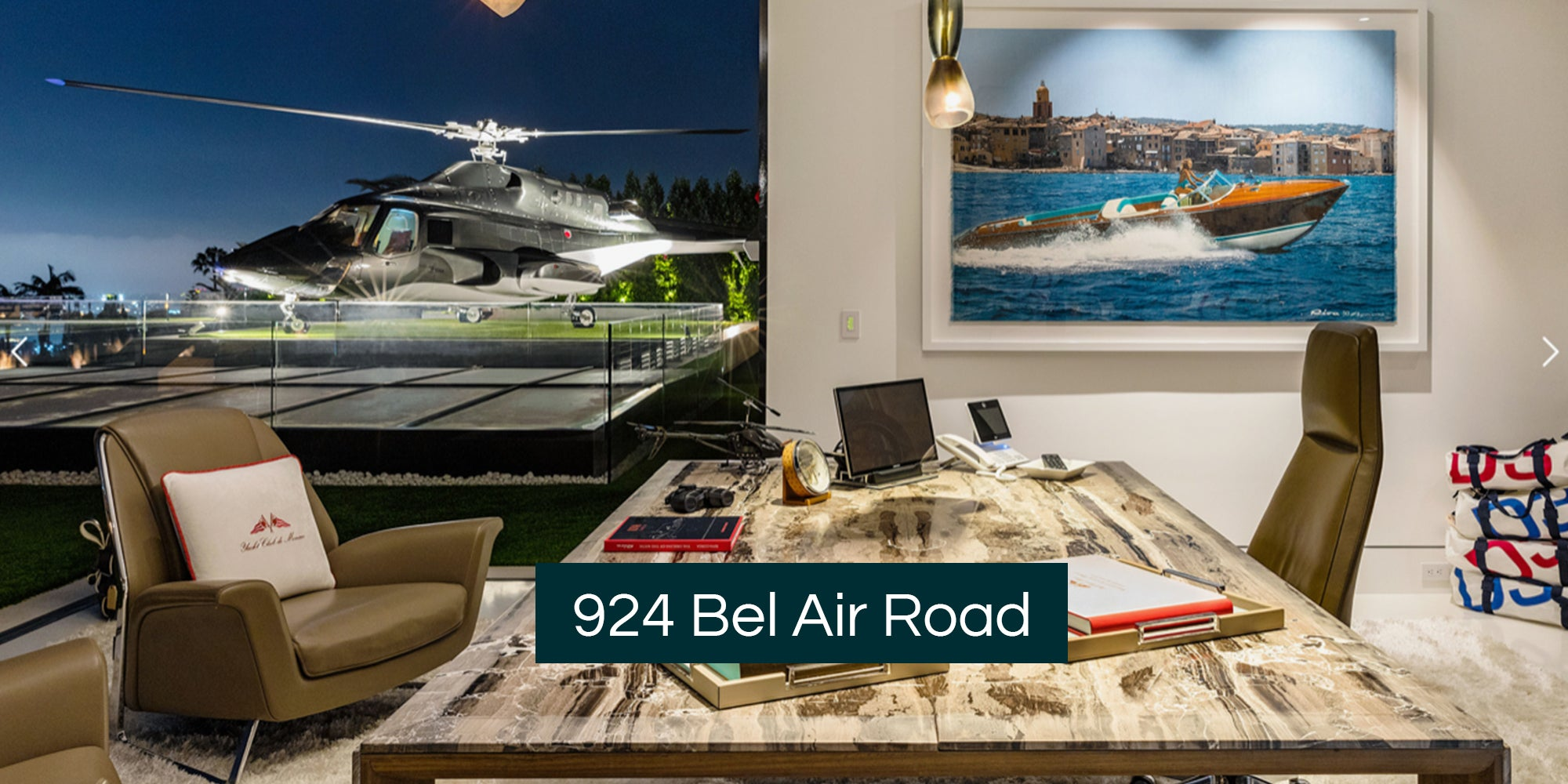924 Bel Air Road
