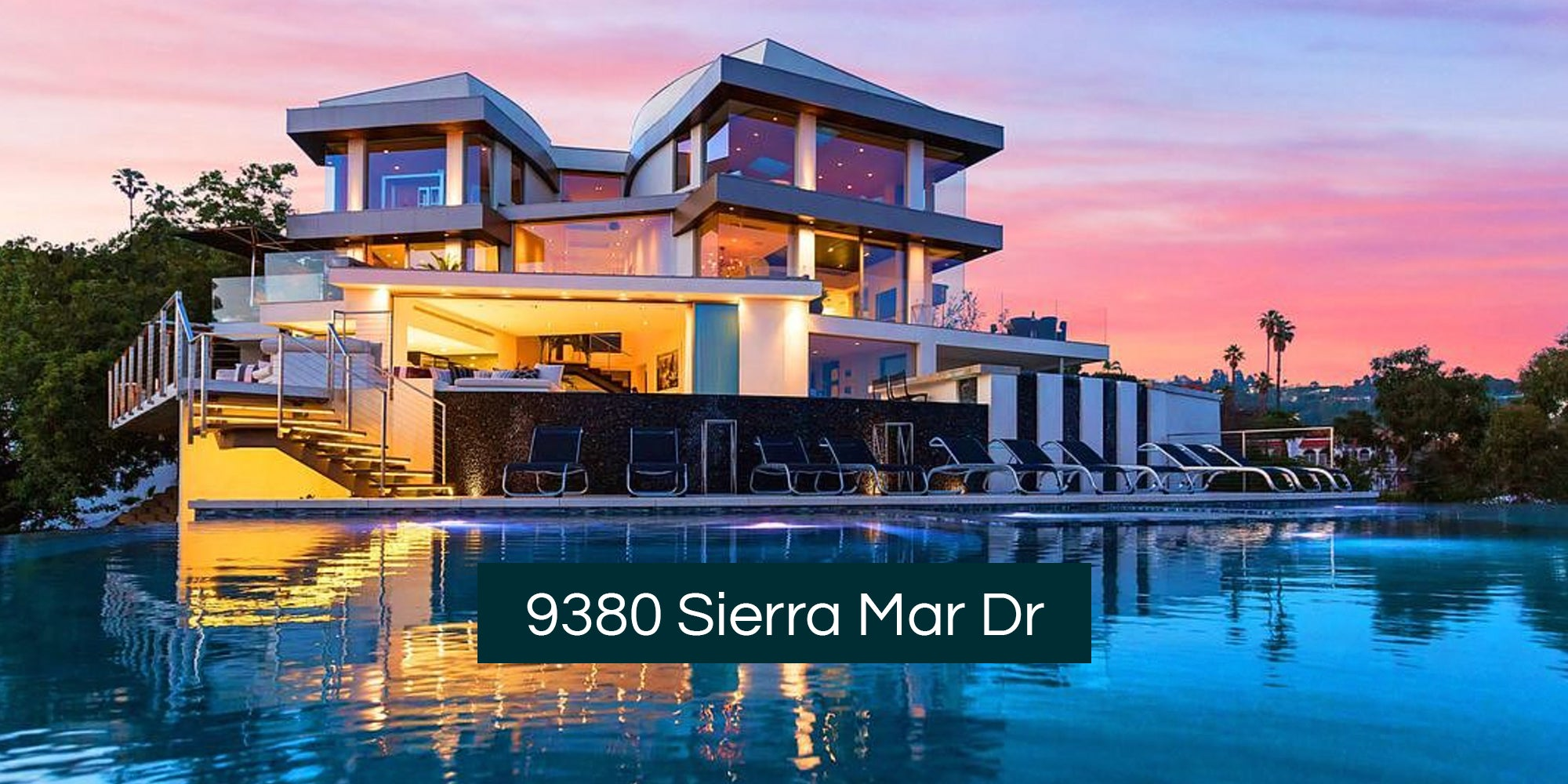 9380 Sierra Mar Dr - Los Angeles, CA 90069