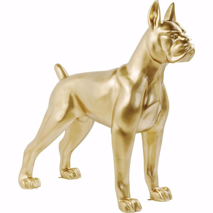 TOTO XL GOLD Statue