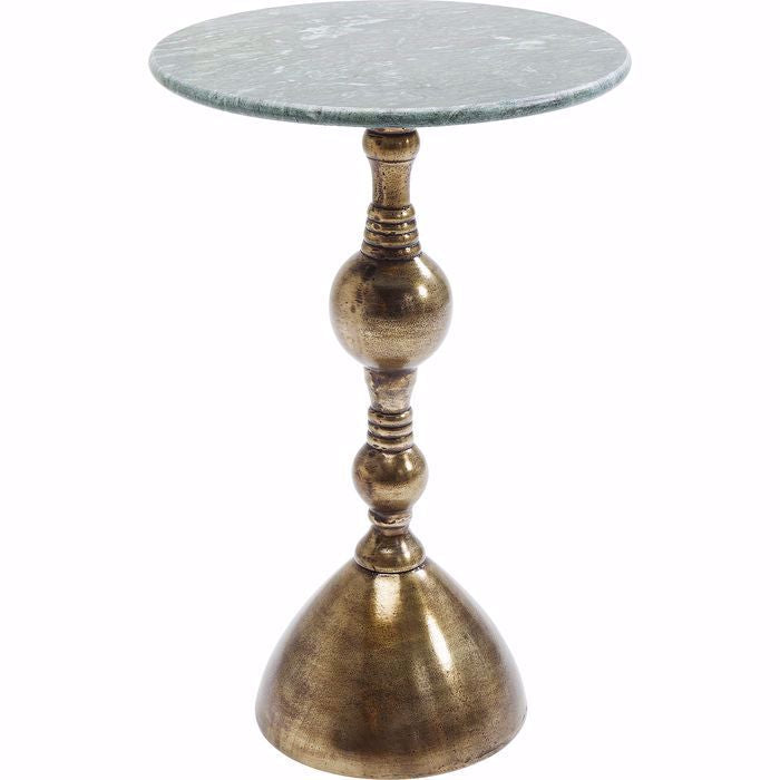 SOUK GREEN MARBLE Side Table