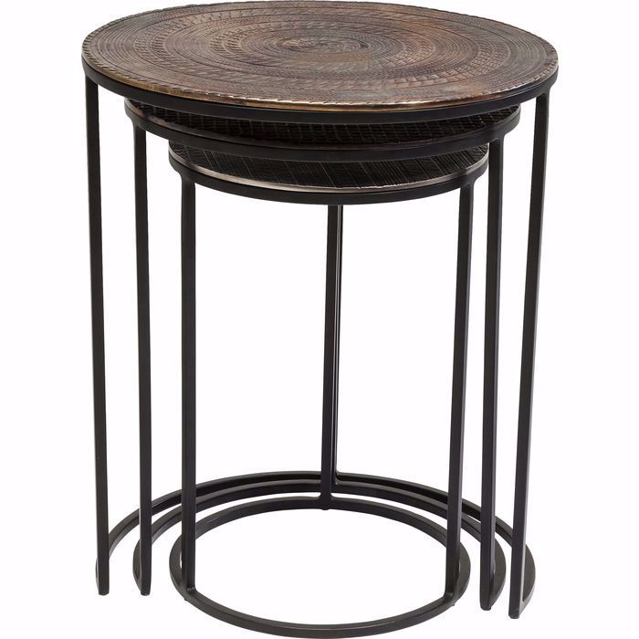 ELECTRA 3/SET Side Table