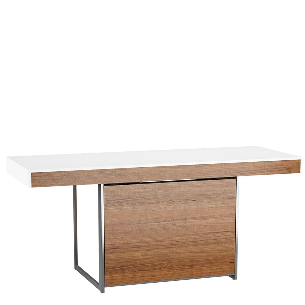 Format 6301 Desk - Natural Walnut