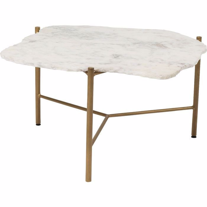 Piedra Coffee Table - White