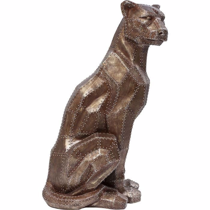 Sitting Cat - Copper Rivet