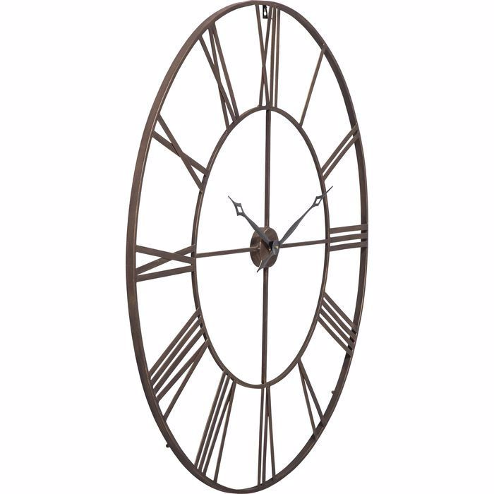 Factory Wall Clock 120