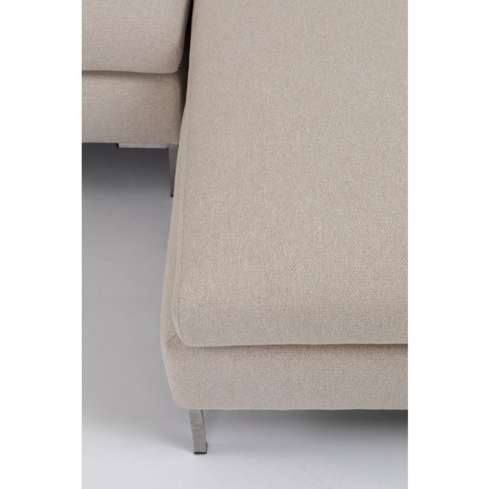 Corner Sofa Gianni Creme Right